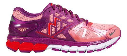 Womens 361 Degrees Strata Running Shoe - Blush/Violet 10