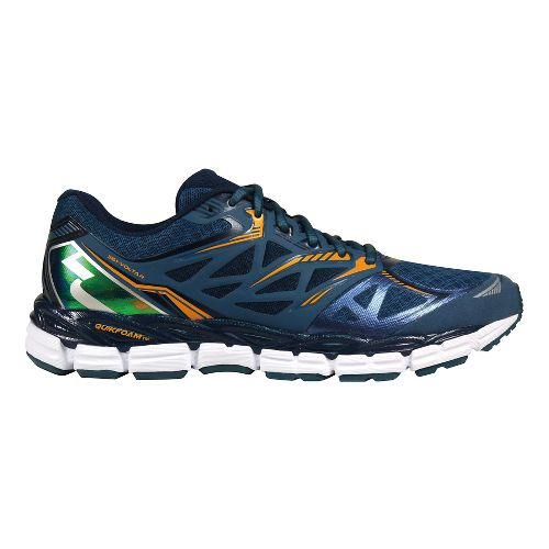 Mens 361 Degrees Voltar Running Shoe - Maya/Wheat 8