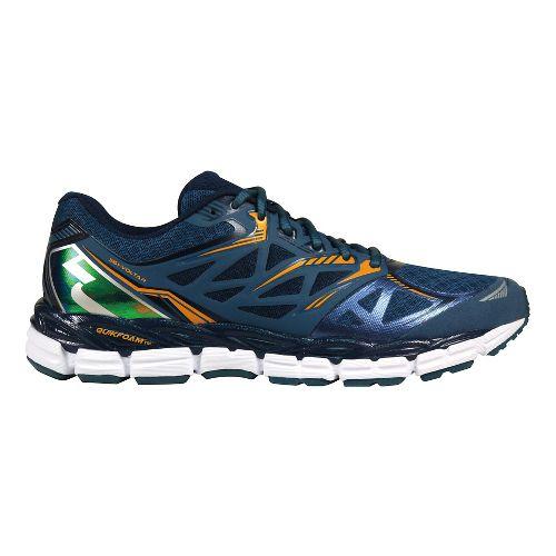 Mens 361 Degrees Voltar Running Shoe - Maya/Wheat 9