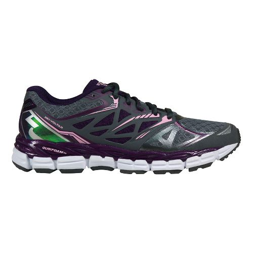 Womens 361 Degrees Voltar Running Shoe - Castlerock/Royal 9.5