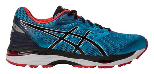 Mens ASICS GEL-Cumulus 18 Running Shoe - Island Blue 12