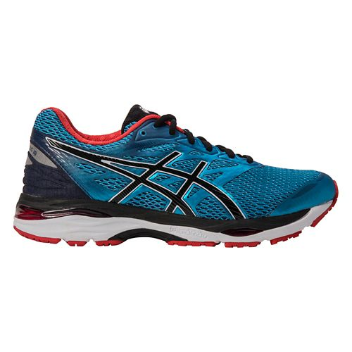 Mens ASICS GEL-Cumulus 18 Running Shoe - Island Blue 10