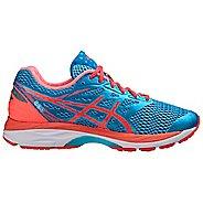 Womens ASICS GEL-Cumulus 18 Running Shoe - Aqua/Coral 6