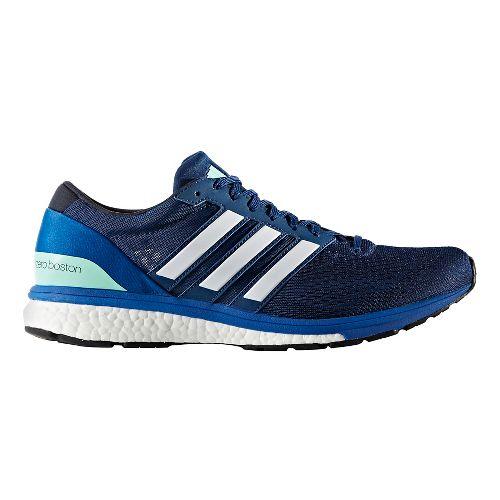 Mens adidas Adizero Boston 6 Running Shoe - Mystery Blue/Navy 8
