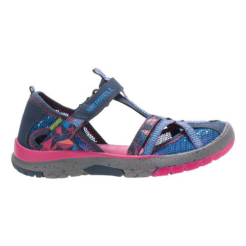 Merrell Hydro Monarch Sandals Shoe - Navy 4Y