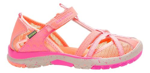 Merrell Hydro Monarch Sandals Shoe - Coral 3Y