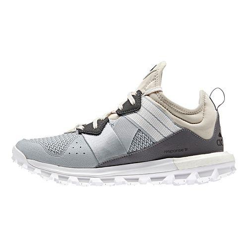 Womens adidas Response TR Trail Running Shoe - Silver/Brown 5.5