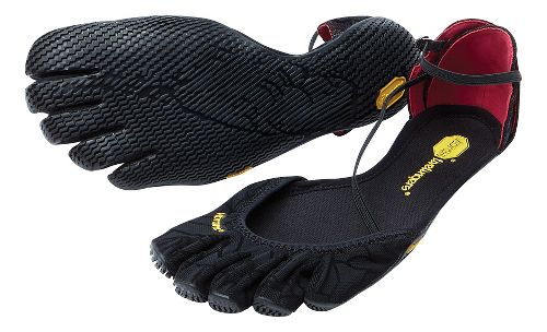 Womens Vibram FiveFingers Vi-S Casual Shoe - Black 41