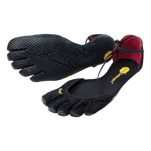 Womens Vibram FiveFingers Vi-S Casual Shoe - Black 37