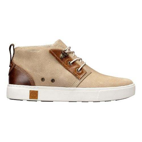 Mens Timberland Amherst Chukka Casual Shoe - Tan Suede 10