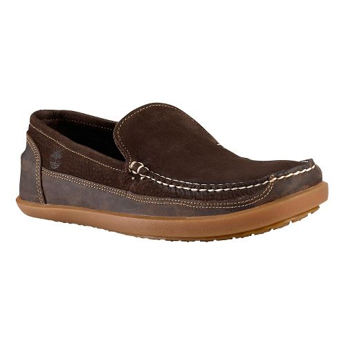 Mens Timberland Odelay Venetian Casual Shoe - Dark Brown 12