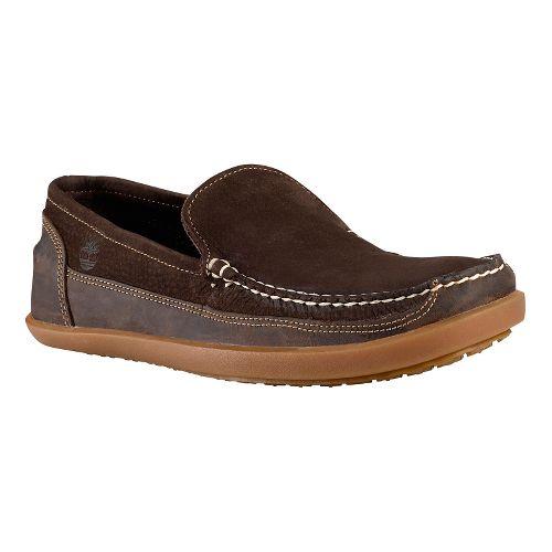 Mens Timberland Odelay Venetian Casual Shoe - Dark Brown 9.5