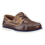 Mens Timberland Classic Boat Classic 2-Eye Casual Shoe