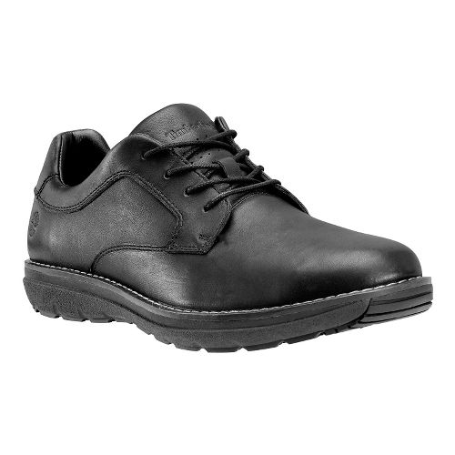 Mens Timberland Barrett Park Oxford Casual Shoe - Black 10.5