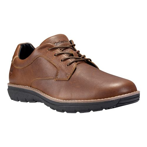 Mens Timberland Barrett Park Oxford Casual Shoe - Medium Brown 8.5