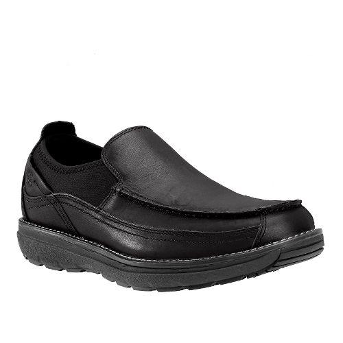 Mens Timberland Barrett Park Slip-On Casual Shoe - Black 11