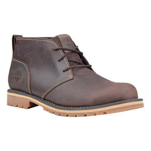 Mens Timberland Grantly Chukka Casual Shoe - Dark Brown 8.5