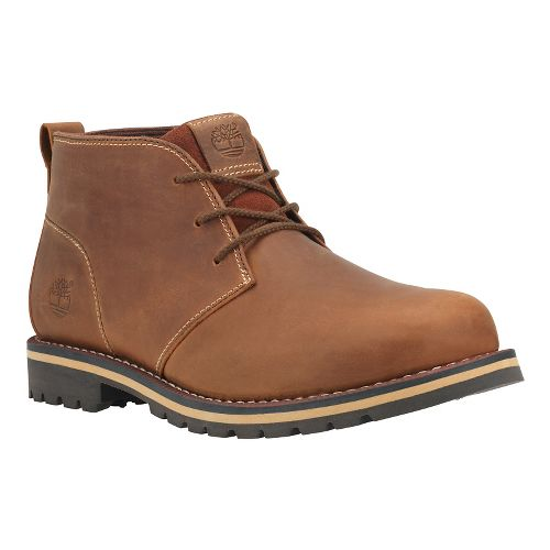 Mens Timberland Grantly Chukka Casual Shoe - Medium Brown 14