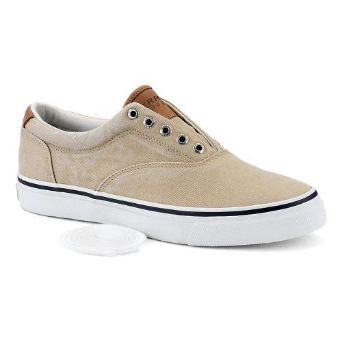 Mens Sperry Striper LL CVO Casual Shoe - Chino 8.5