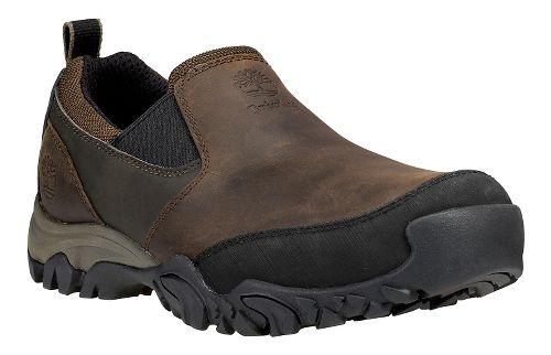 Mens Timberland Mt. Abram Slip-On Casual Shoe - Dark Brown 10.5