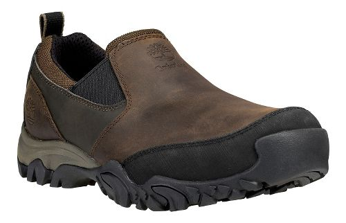 Mens Timberland Mt. Abram Slip-On Casual Shoe - Dark Brown 8