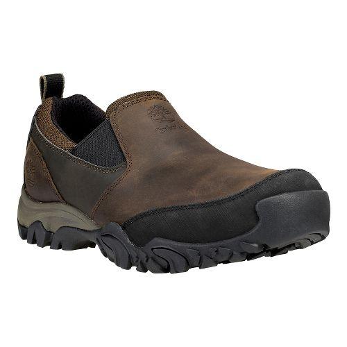 Mens Timberland Mt. Abram Slip-On Casual Shoe - Dark Brown 9