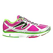 Womens Newton Running Kismet II Running Shoe - Pink/Green 6