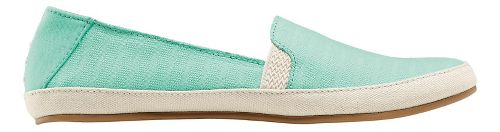 Womens Reef Shaded Summer Casual Shoe - Turquoise 9