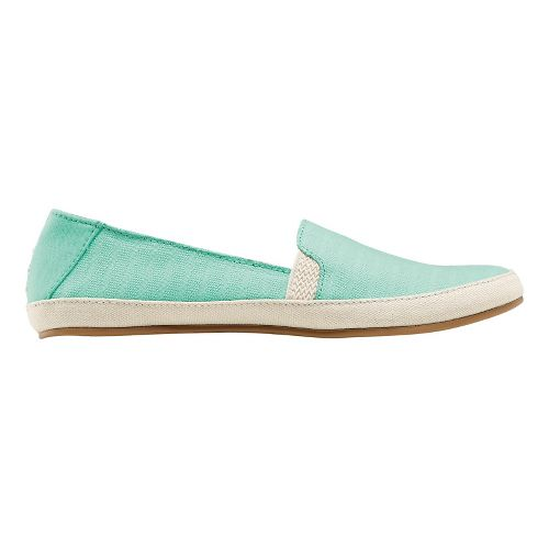 Womens Reef Shaded Summer Casual Shoe - Turquoise 8