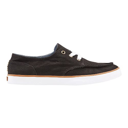 Womens Reef Deckhand 3 Casual Shoe - Black 6