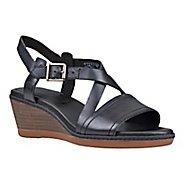 Womens Timberland Wollaston Cross Strap Sandal Sandals Shoe