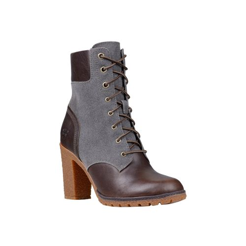 Women's Timberland�Glancy Leather and Fabric 6
