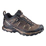 Mens Salomon X-Ultra Ltr GTX Hiking Shoe - Brown/Black 12