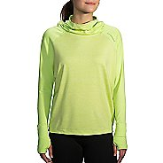 Womens Brooks Dash Hoodie & Sweatshirts Technical Tops