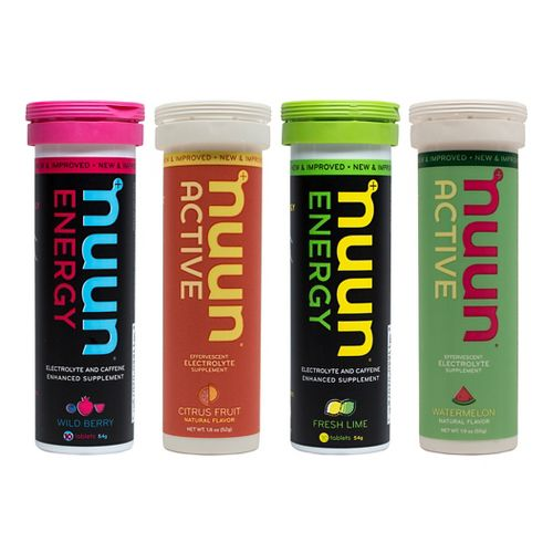 Nuun�Active People for Bikes 4 Pack