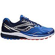 Mens Saucony Ride 9 Running Shoe - Blue 12.5