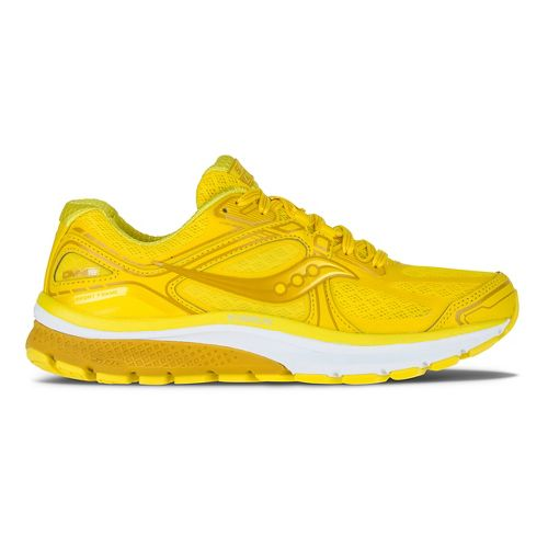 Womens Saucony Omni 15 Running Shoe - Lemon 11