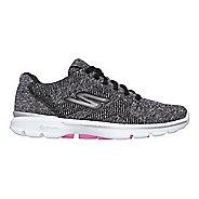 Womens Skechers GO Walk 3 Stretch Walking Shoe