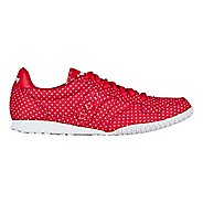 Womens Saucony Bullet Dots Casual Shoe - Red 7