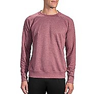 Mens Brooks Joyride Sweatshirt Half-Zips & Hoodies Technical Tops