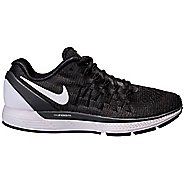 Mens Nike Air Zoom Odyssey 2 Running Shoe - Black/White 11.5