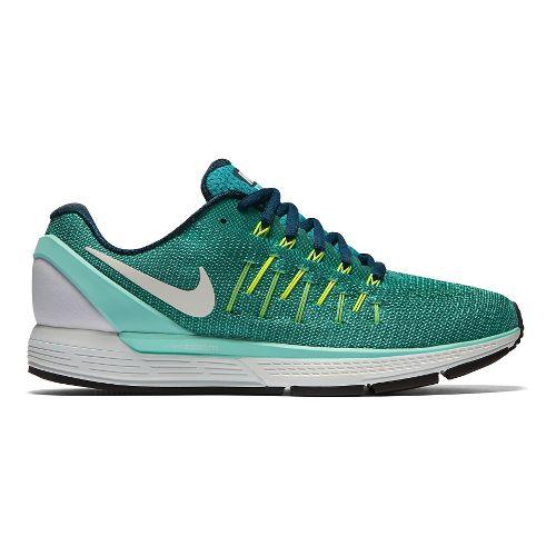 Womens Nike Air Zoom Odyssey 2 Running Shoe - Rio 9