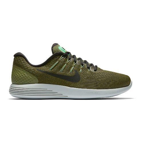 Mens Nike LunarGlide 8 Running Shoe - Palm Green 10