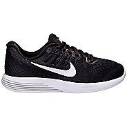 Womens Nike LunarGlide 8 Running Shoe - Black/White 9.5