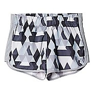 Womens adidas M10 Woven Graphic Unlined Shorts