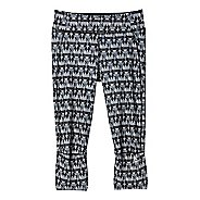 Womens adidas Supernova Q1 Print Three-Quarter Tight Capris Pants