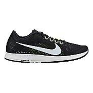 Nike Air Zoom Streak 6 Racing Shoe - Black/White 5.5