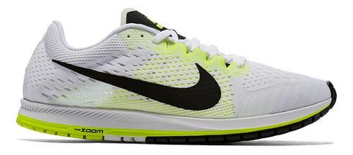 Nike Air Zoom Streak 6 Racing Shoe - White/Volt 6