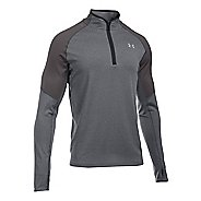 Mens Under Armour No Breaks 1/4 Zip Half-Zips & Hoodies Technical Tops