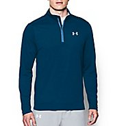 Mens Under Armour Streaker 1/4 Zip Long Sleeve & Hoodies Technical Tops